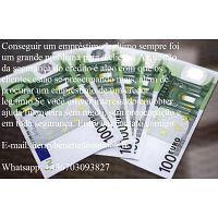 oferta de empréstimo